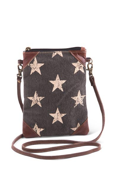 "Handbag - ""Mona B - Freedom Crossbody Bag"""