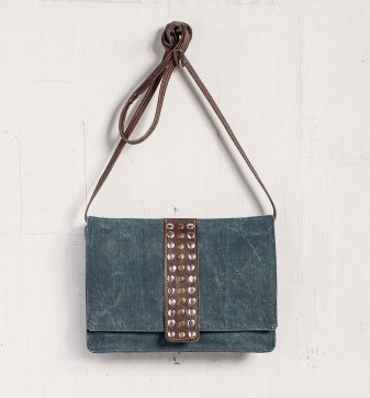 "Handbag - ""Mona B - Make A Statement Crossbody Bag"""
