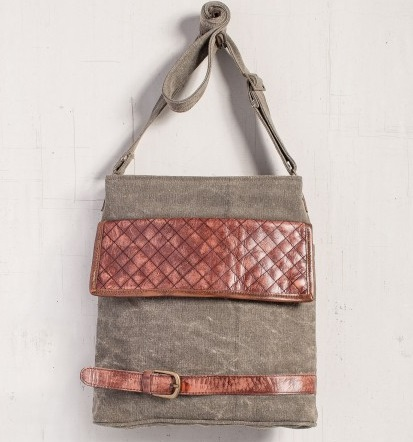 "Handbag - ""Mona B - Metro Crossbody Bag"""