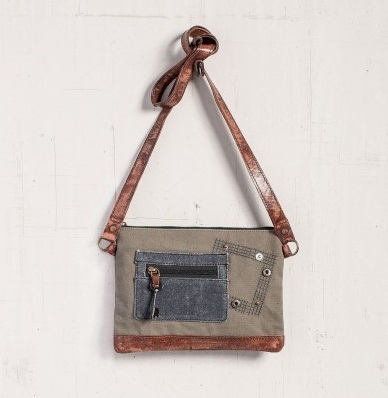 "Handbag - ""Mona B - Zoe Crossbody Bag"""