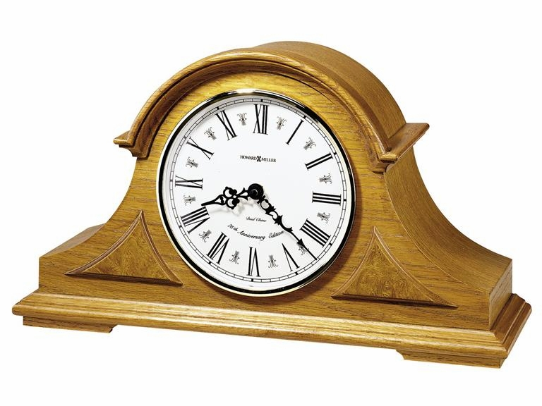 "Howard Miller Mantel Clock  - ""Burton"""