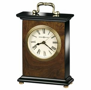 "Howard Miller Table Top Clock  - ""Berkley"""