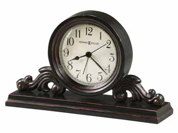 "Howard Miller Table Top Clock - ""Bishop"""