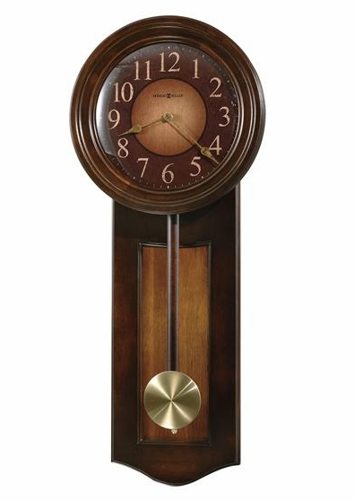 "Howard Miller Wall Clock  - ""Avery"""