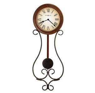 "Howard Miller Wall Clock - ""Kersen"""
