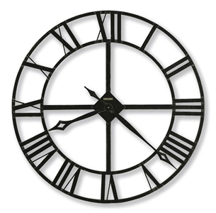 "Howard Miller Wall Clock - ""Lacy"""