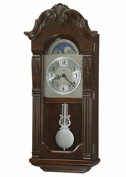 "Howard Miller Wall Clock  - ""Norristown"""