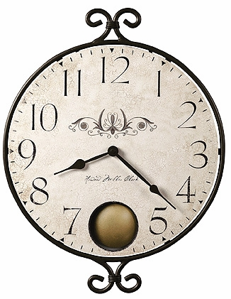 "Howard Miller Wall Clock - ""Randall """