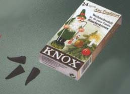 Incense Cones - Christmas Fragrance Incense Cones