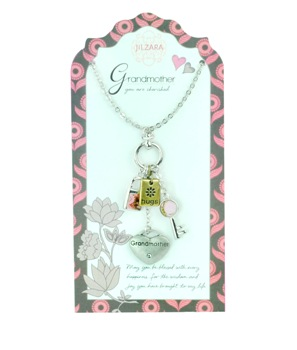 "Jilzarah Necklace - ""People We Love Necklaces - Grandmother"""