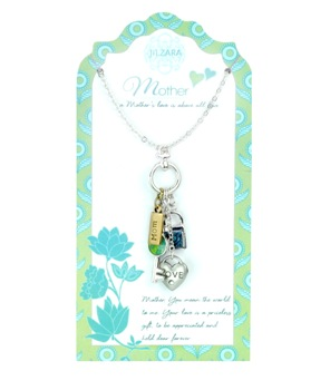 "Jilzarah Necklace - ""People We Love Necklaces - Mother"""