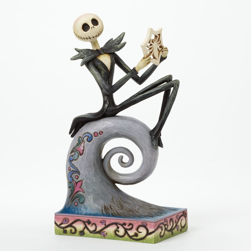 "Jim Shore Figurine - ""Jack"""