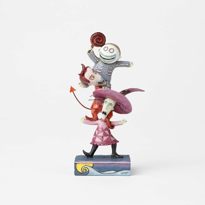 "Jim Shore Figurine - ""Lock Shock and Barrel"""