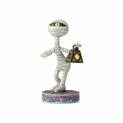 "Jim Shore Figurine - ""Mummy Kid"""