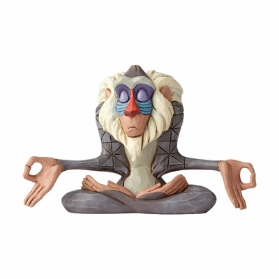 "Jim Shore Figurine - ""Rafiki"" - 2018"