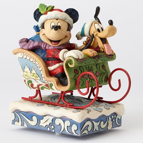 """Jim Shore Figurines - """"Everyday Collectible Figurines"""""""