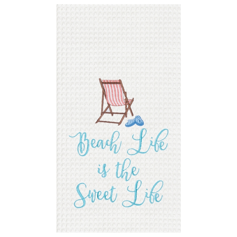 Kitchen Towel - Beach Life - 27in