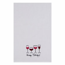 "Kitchen Towel - ""Group Therapy"""
