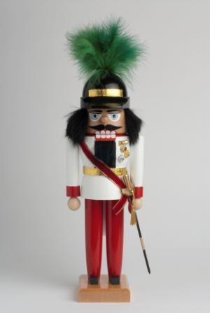 "KWO Authentic German Nutcracker - ""Austrior Emperor - Franz Joseph Nutcracker"""