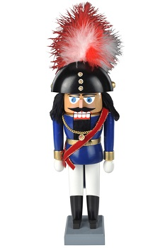 "KWO Authentic German Nutcracker - ""King Ludwig Nutcracker"""