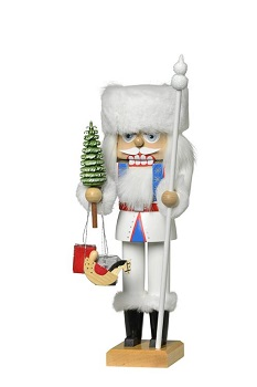 "KWO Authentic German Nutcracker - ""Russian Santa Nutcracker"""