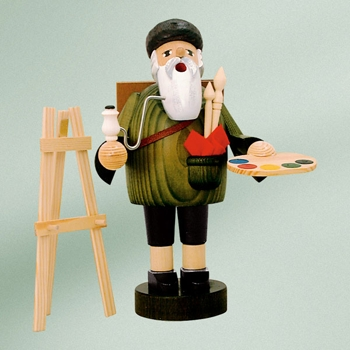 "KWO Authentic German Smoker Man - ""Artist Smoker Man"""