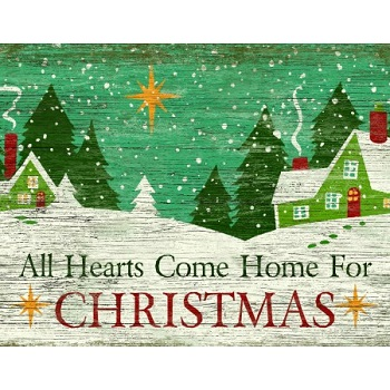 "Lang Boxed Christmas Cards - ""Christmas Heart "" - Artist Suzanne Nicoll"