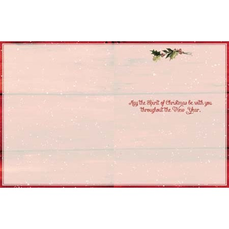 Lang Boxed Christmas Cards - Merry Christmas - Susan Winget
