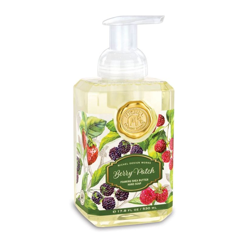 """Michel Design Hand Soap - """"Berry Patch Foaming Hand Soap"""""""