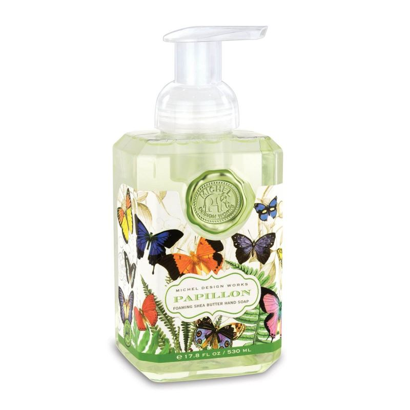 "Michel Design Hand Soap - ""Papillon Foaming Hand Soap"""
