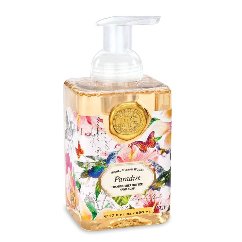 "Michel Design Hand Soap - ""Paradise Foaming Hand Soap"""