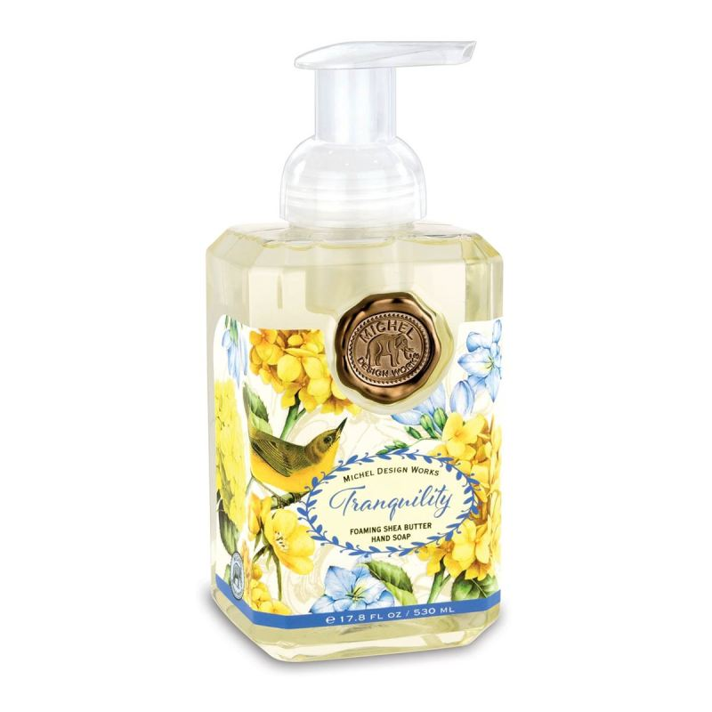 "Michel Design Hand Soap - ""Tranquility Foaming Hand Soap"""