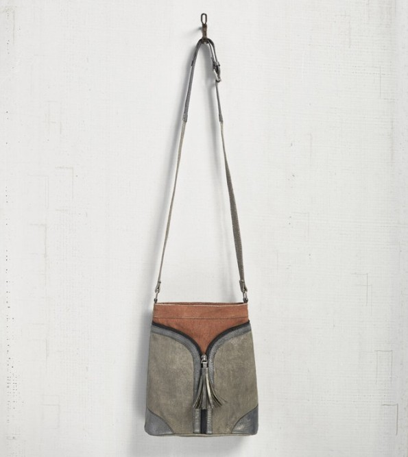 "Mona B Crossbody - ""Cross City"""
