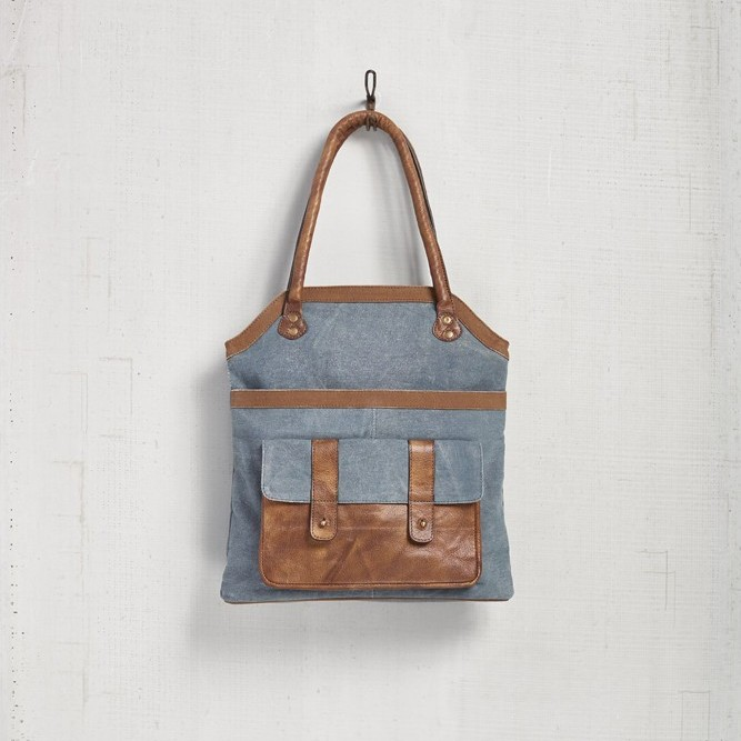 "Mona B Shoulder Bag - ""Collins"""