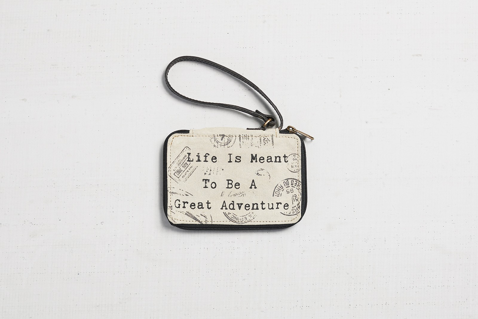 "Mona B Wallet - ""Great Adventure"""