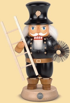 "Muller - ""Chimney Sweep Nutcracker"""