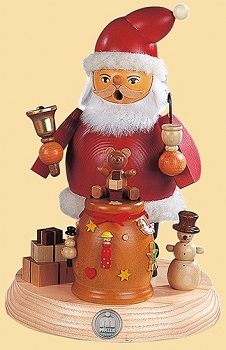 "Muller - ""Santa Claus With Toys Smoker"""