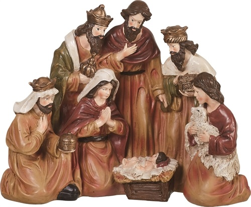 "Nativity - ""Traditional  Nativity Scene"""