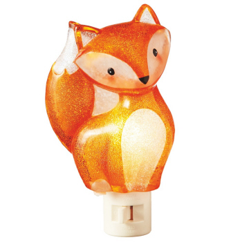"Night Light - ""Fox Night Light"""