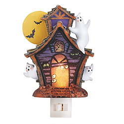 "Night Light - ""Haunted House Night Light"""