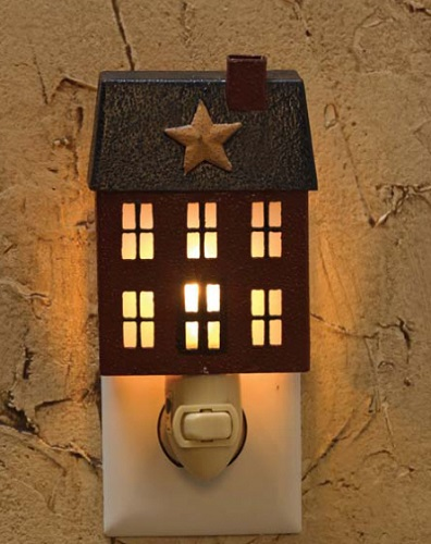 Park Designs Night Light - House