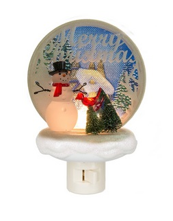 "Night Light - ""Merry Christmas Night Light"""