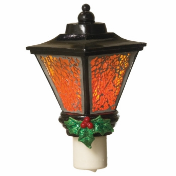 "Night Light - ""Mosaic Lantern Night Light"""