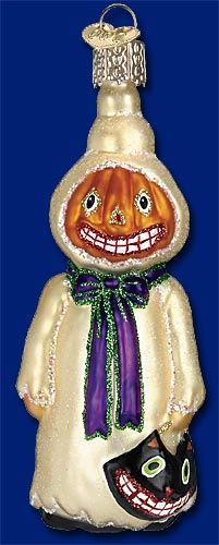 "Old World Christmas Glass Ornament  - ""Lil Goblin"""