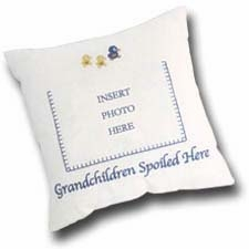 "Picture Pillow - ""Grandchildren..."""