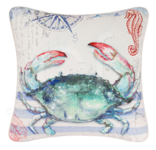 "Pillow - ""Crab Pillow"""