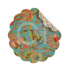 """Placemat - """"Jasleen Reversible Quilted Placemat"""""""