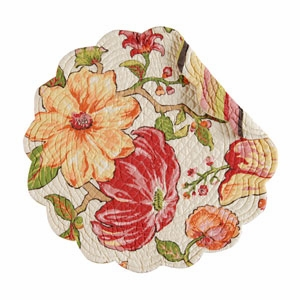 "Placemat - ""Quilted Alessandra Placemat"""
