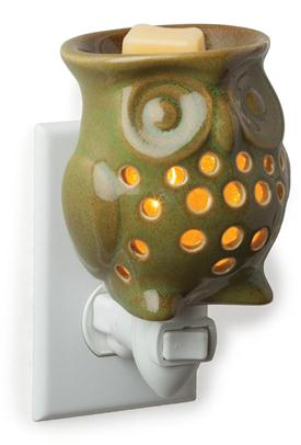 "Plug in Fragrance Warmer - ""Owl Plug In"""