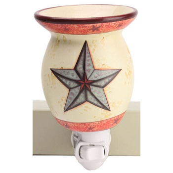 "Plug in Fragrance Warmer - ""Star"""